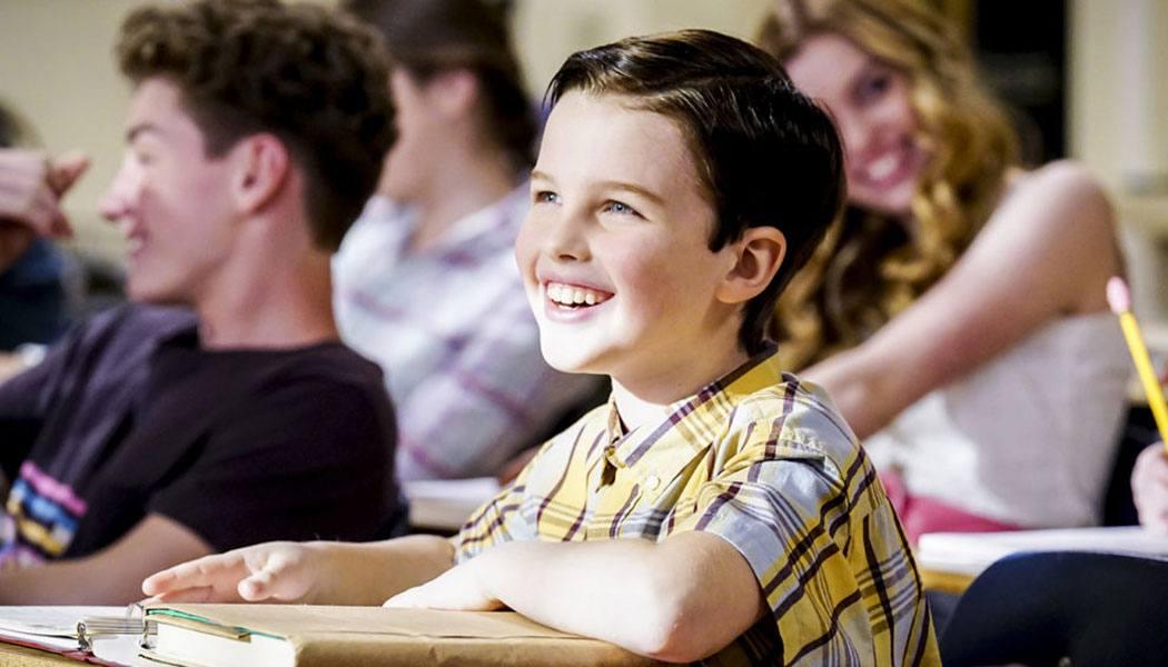 Young Sheldon estreia 4 temporada
