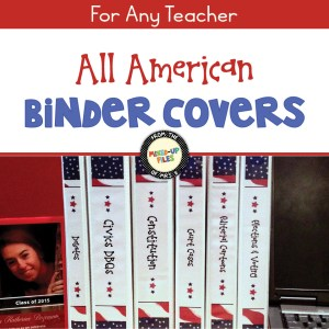 All American Binder Covers