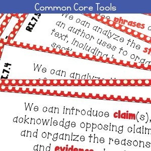 Common Core Tools