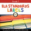 ELA Standards Folder Labels for Grade 7