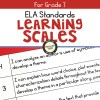 ELA Learning Scales for Grade 7