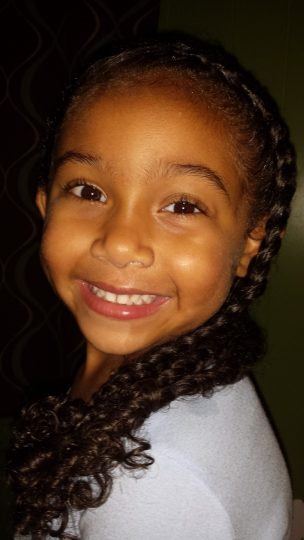 Super SImple Braid Tutorial by The Mixed Mama Blog