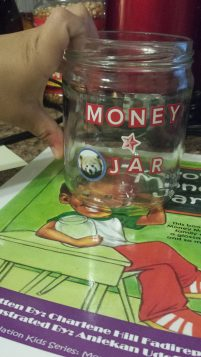 Ayo's Money Jar written by Charlene Hill Fadirepo and Illustrated by Aniekan Udofia _ Money Jar Activity 2