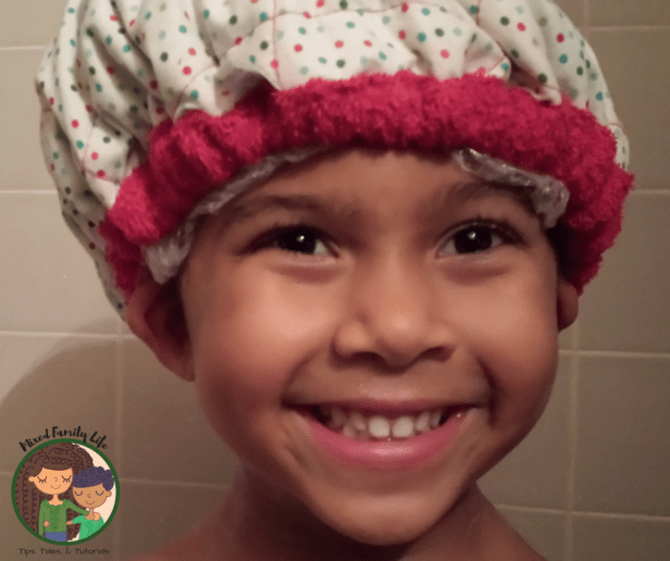 Holiday Gift Guide - Multiracial Kids / Biracial Hair Care by Mixed Family Life for Multiracial Media _ Thermal Hair Care Little Hot Head