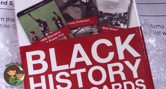 Surprising way to learn Black History by Mixed Family Life