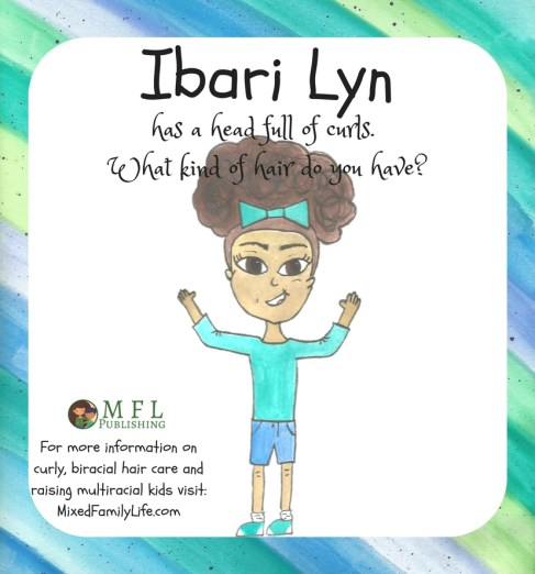 Ibari's Curls by Nicholette Thomas _ Back Cover