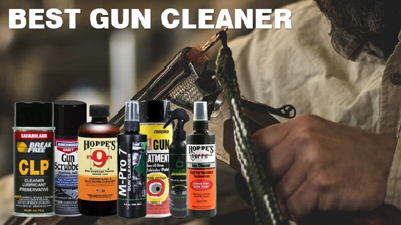 Best Gun Cleaner