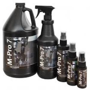 Hoppes-M Pro 7-Gun-Cleaner- 8-Ounce-Spray-Bottle