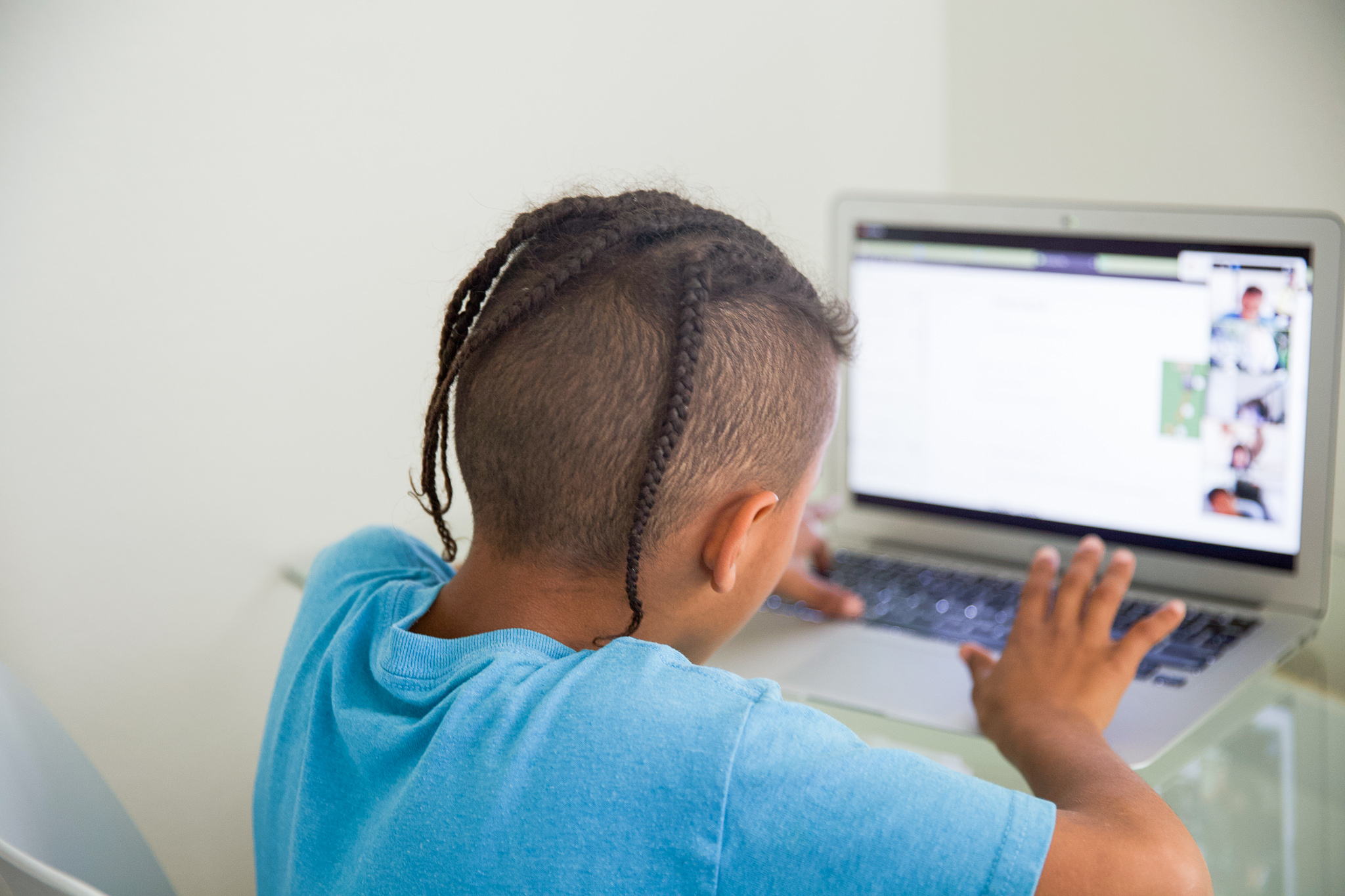 Learning Coding From Virtual Tech Camp