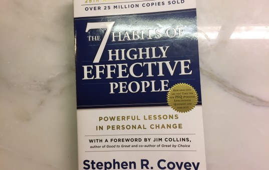 The 7 Habits of Highly Effective People: A Book Review
