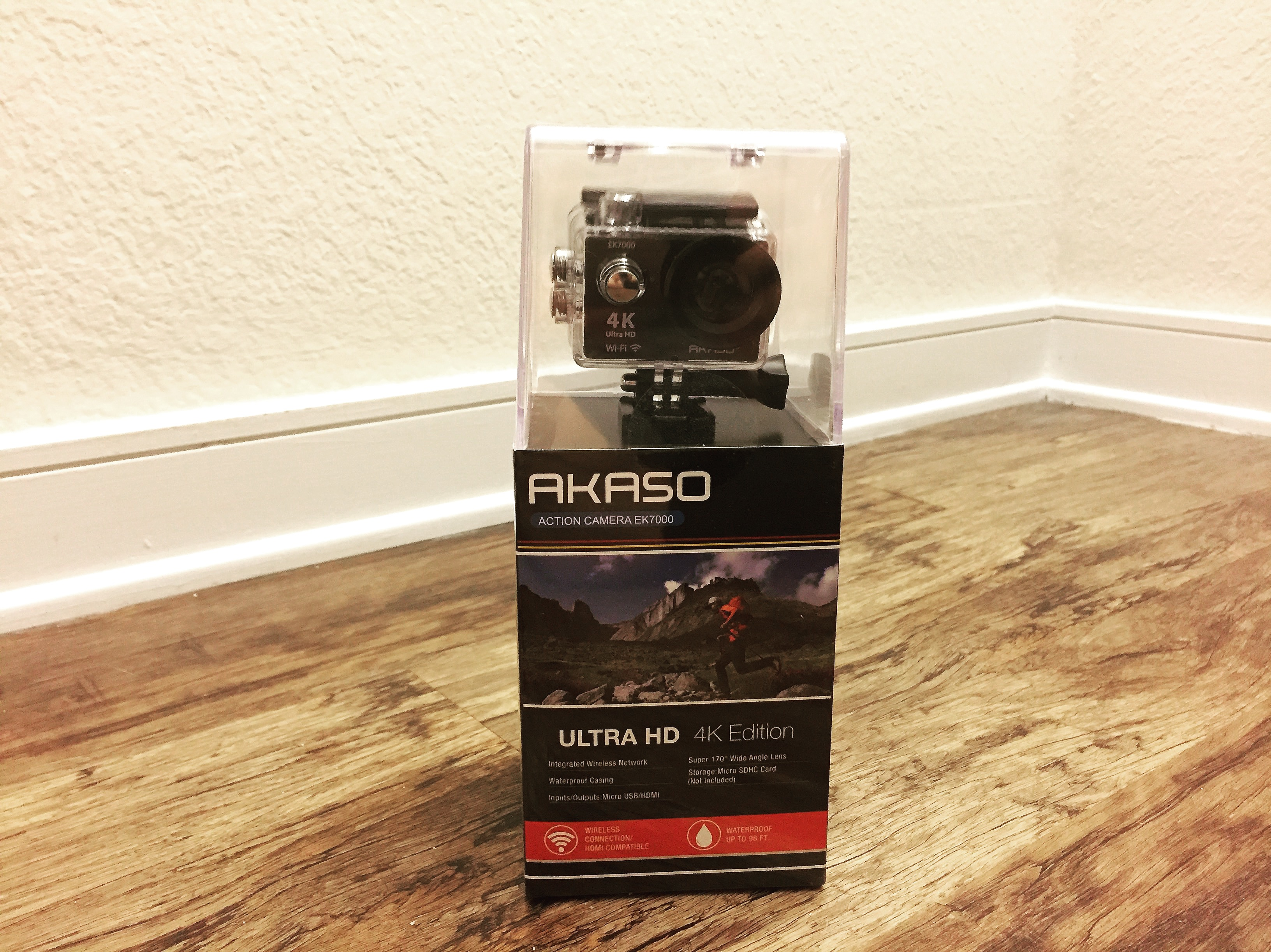 An Experiment with Budget Action Cameras (AKASO EK7000 Review)