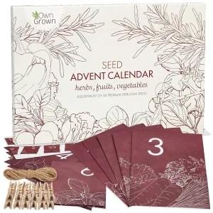 unusual advent calendars