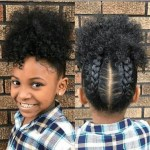 Mixed Race hairstyles For Girls