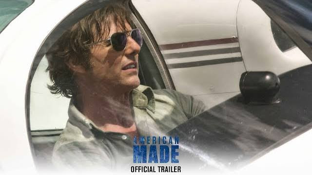 American Made – Official Trailer
