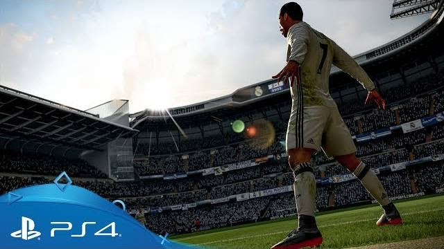 FIFA 18 | Fueled by Ronaldo – Reveal Trailer