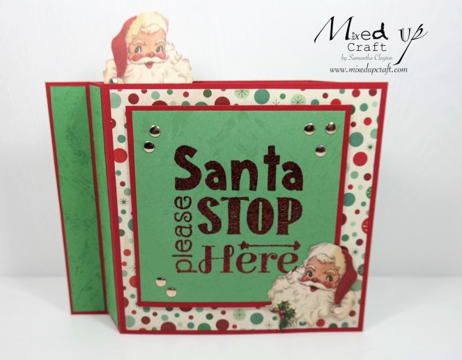 Wiper Card Fun Fold Card