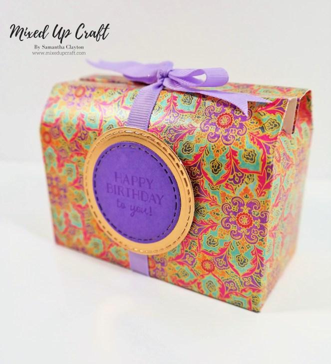 How to make a Mini Fruit Box