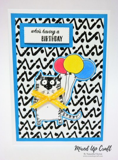 Fun Layered Card