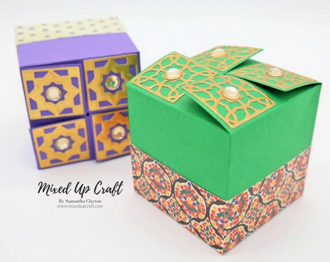 Inter-locking Gift Boxes