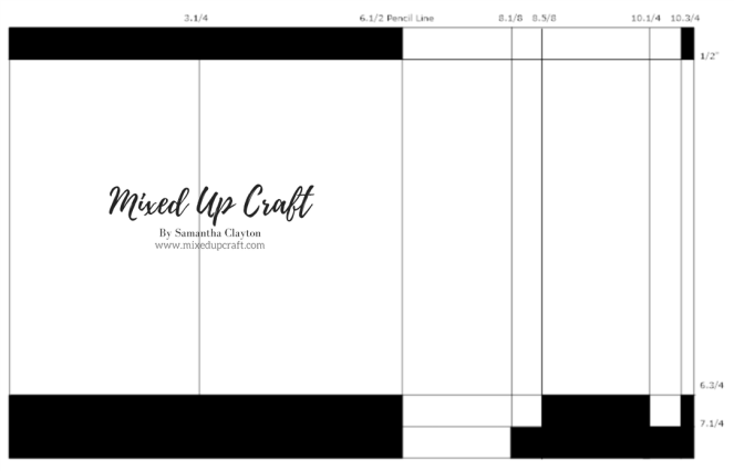 Tealight Candle Card Template