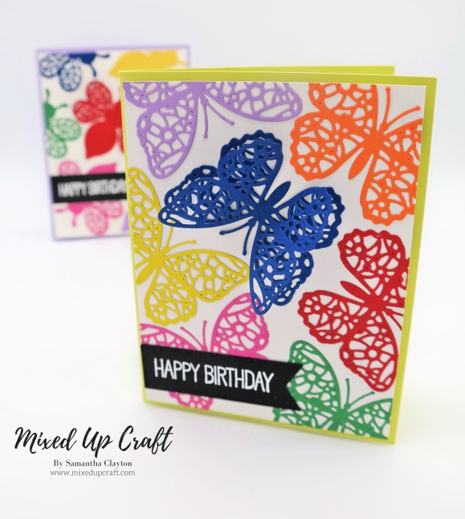 Bright & Colourful Birthday Cards