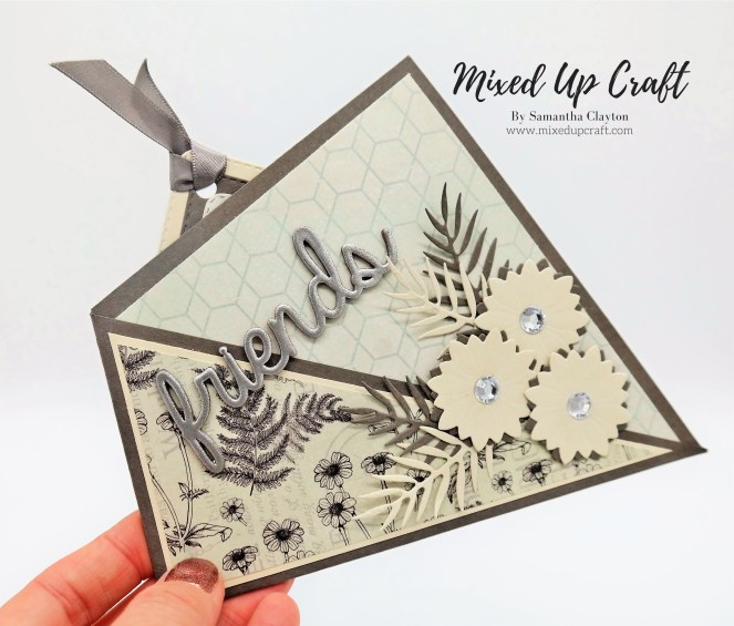 How to make an easy Twist & Fold card