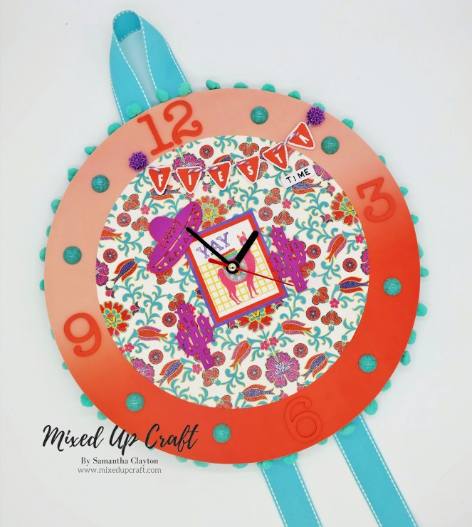 Easy DIY Wall Clock