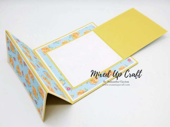 Joy Fold Card Fun Fold Card