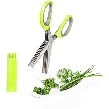 Vegetable Scissors!!! Perfect for making tassels.