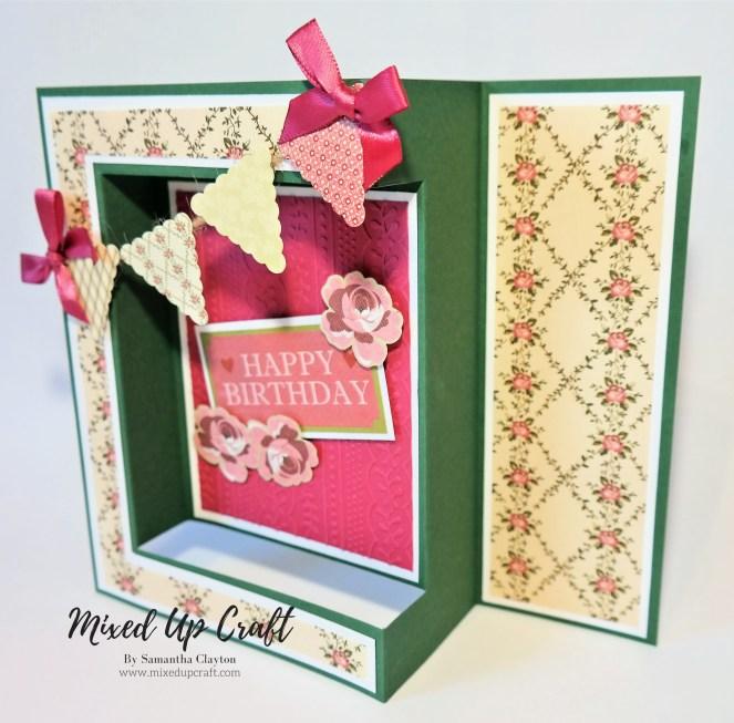 Side Panel Fold Card