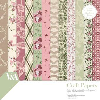 Victoria & Albert Paper Pack