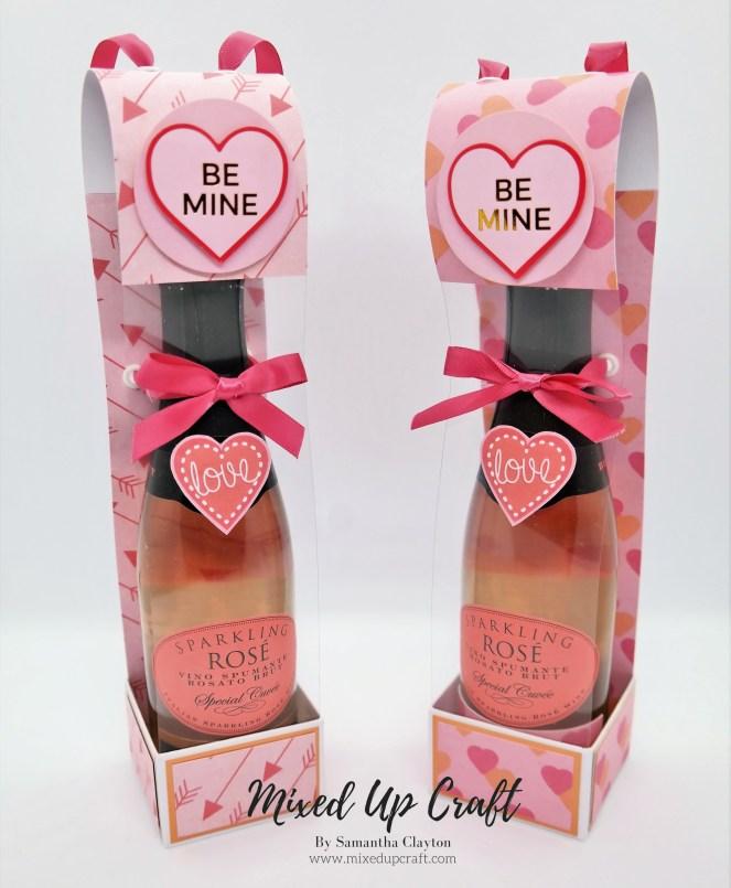 Mini Bottle Holders