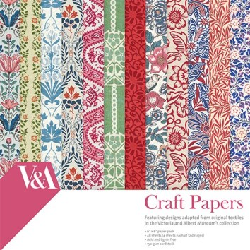 V&A Paper Pack