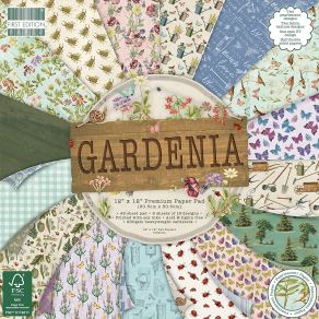First Edition Gardenia Paper Pack.