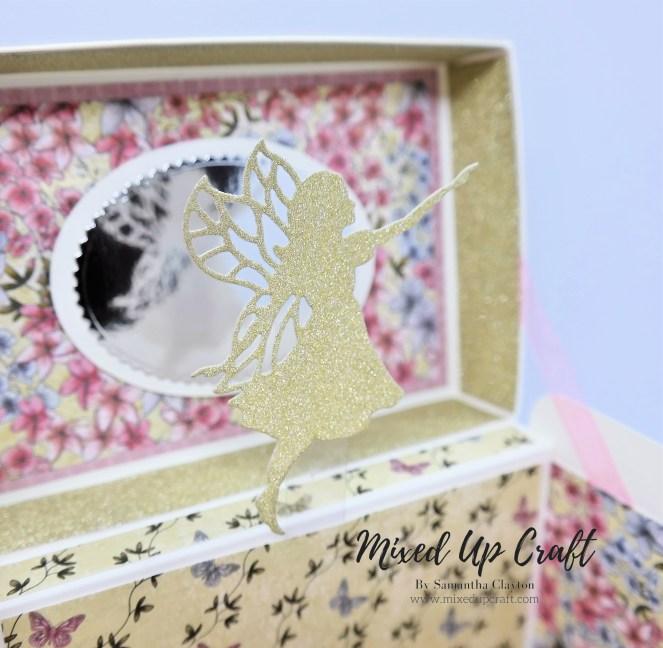 Gorgeous Dancing Fairy Music Box