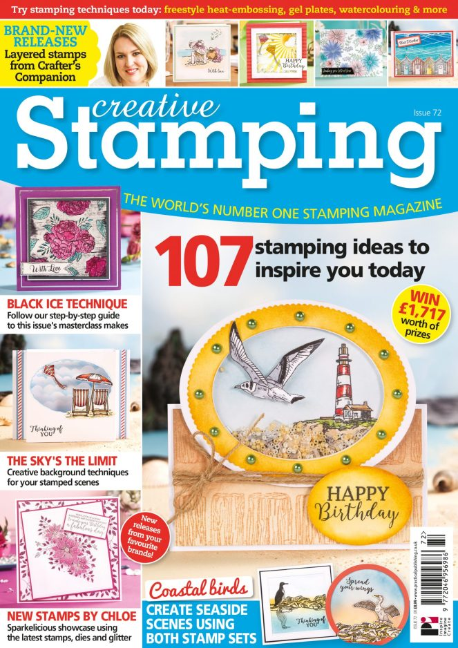 Creative Stamping Magazine Issue 72