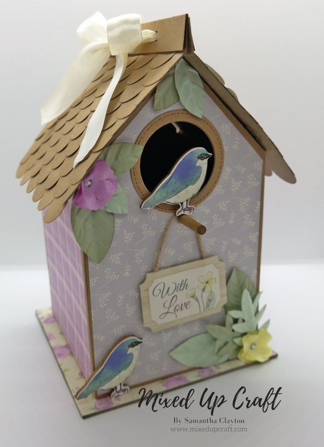 Bird Box Gift Bag