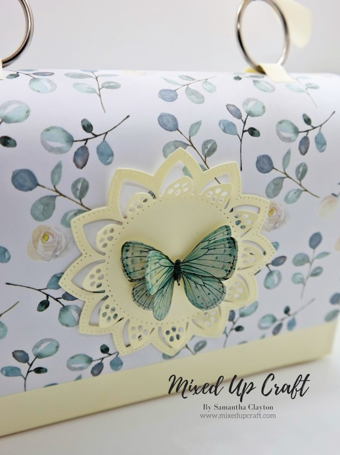 Flap Over Gift Bag
