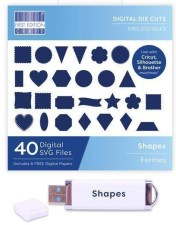 First Edition Digital Shapes Dies