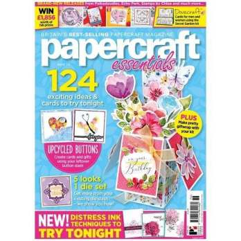 Issue 176 Papercraft Essentials Magazine