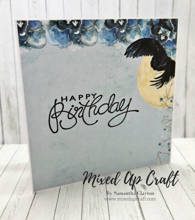 Pretty Pop-Up Flower Card