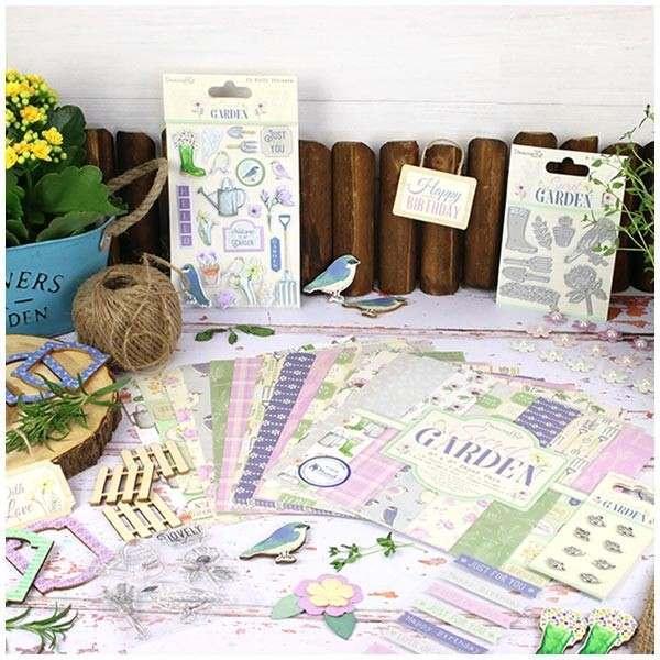 Dovecraft Secret Garden Collection