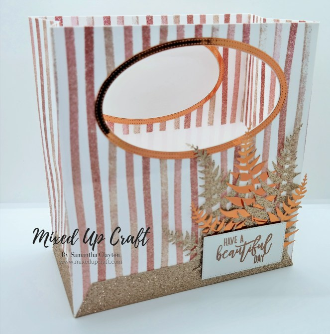 Bucket Style Gift Bags