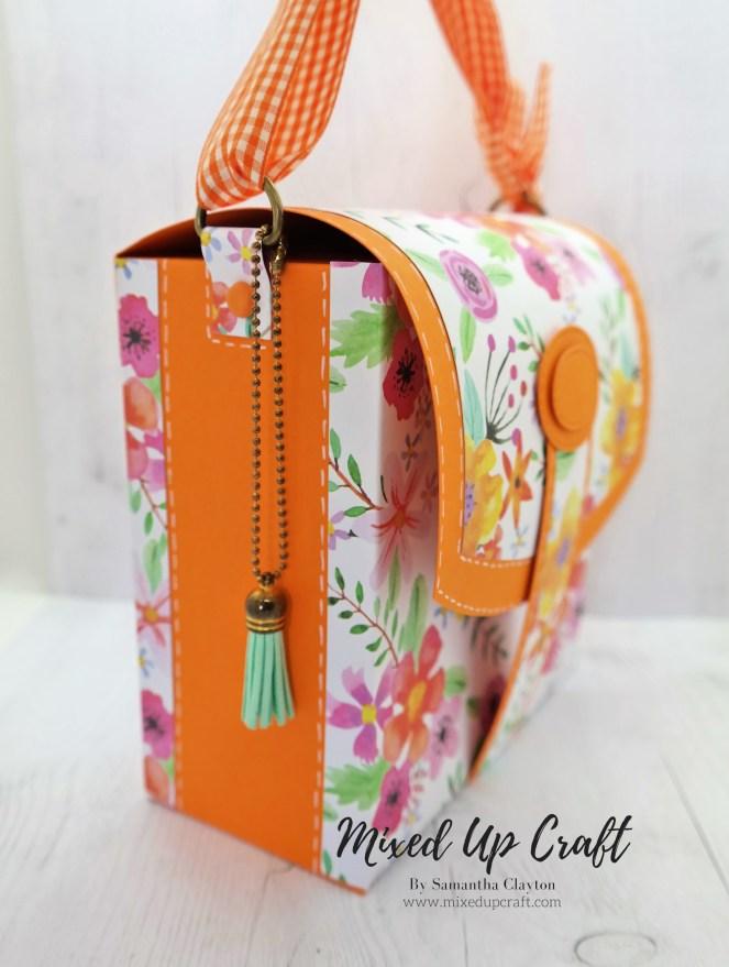Pretty Summer Satchel Gift Bag