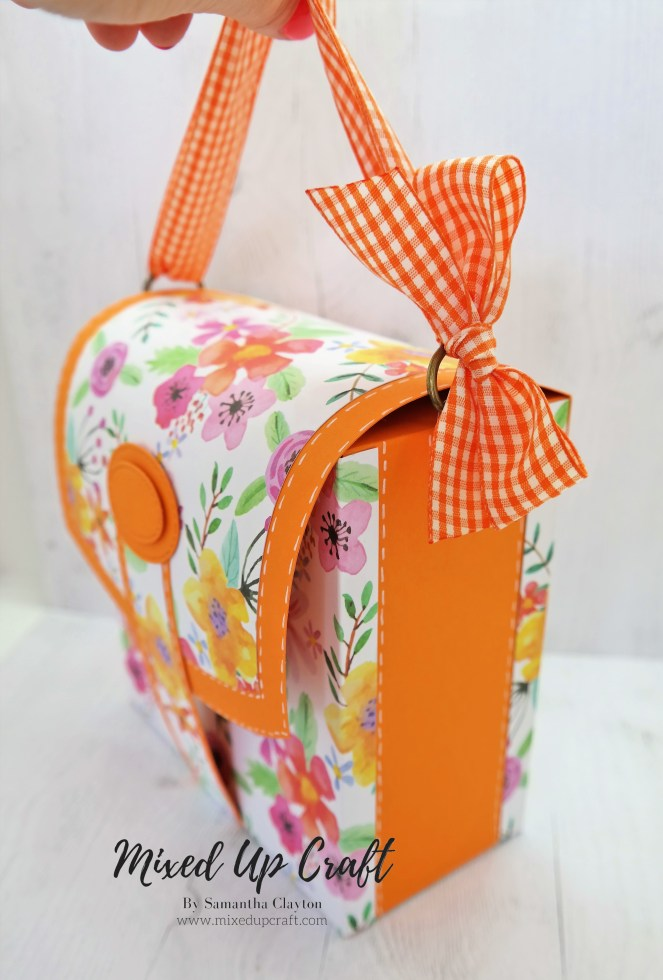 Pretty Summer Satchel Gift Bag