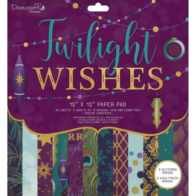 Dovecraft Twilight Wishes