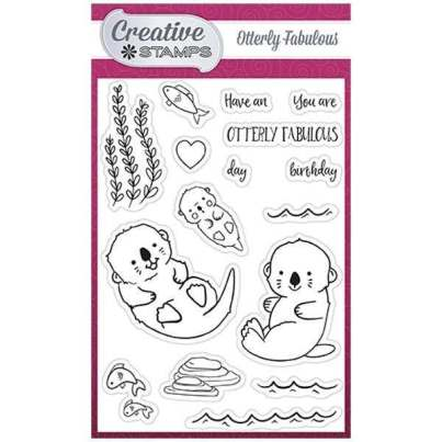 Otterly Fabulous Stamp Set