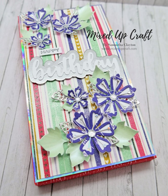 Easel Card Box - Card & Gift In One!
