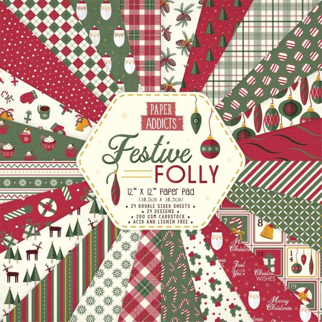 Paper Addicts Festive Folly