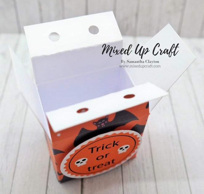 Mini Milk Carton Boxes